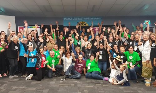 startup weekend tairawhiti - collective shot